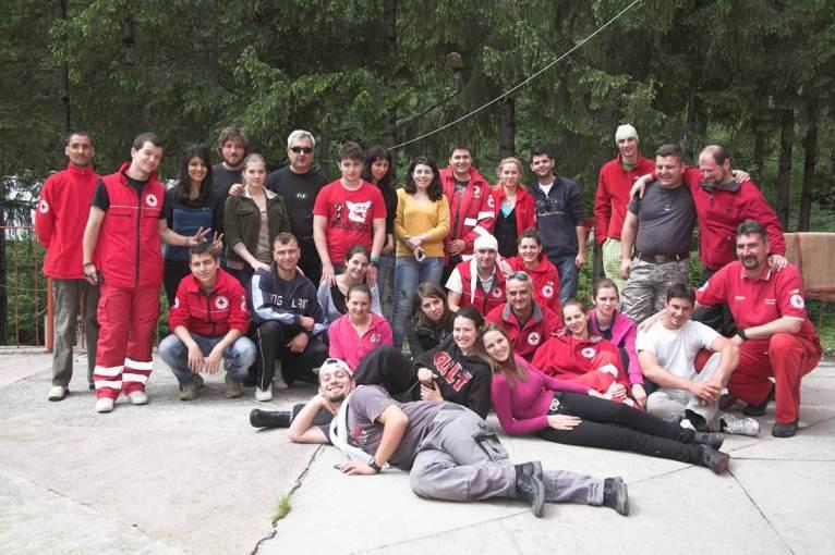 Tabara de Pregatire pentru Balcaniada 2012