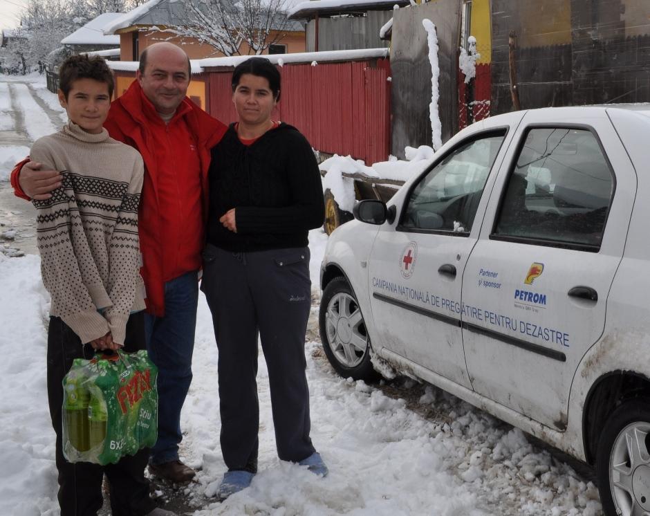 Familia din Blejoi - Prahova