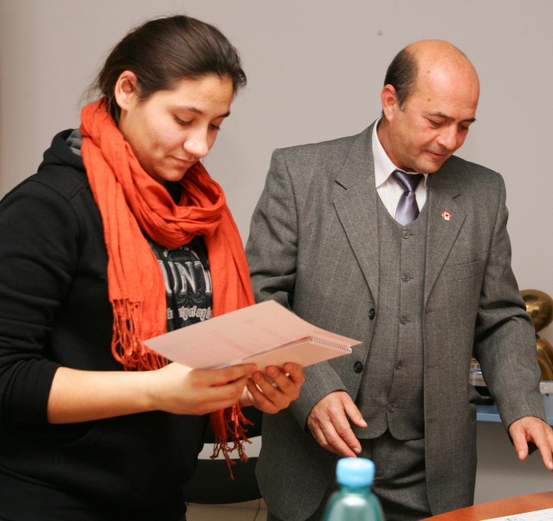 Ziua Internationala a Voluntarilor 2012