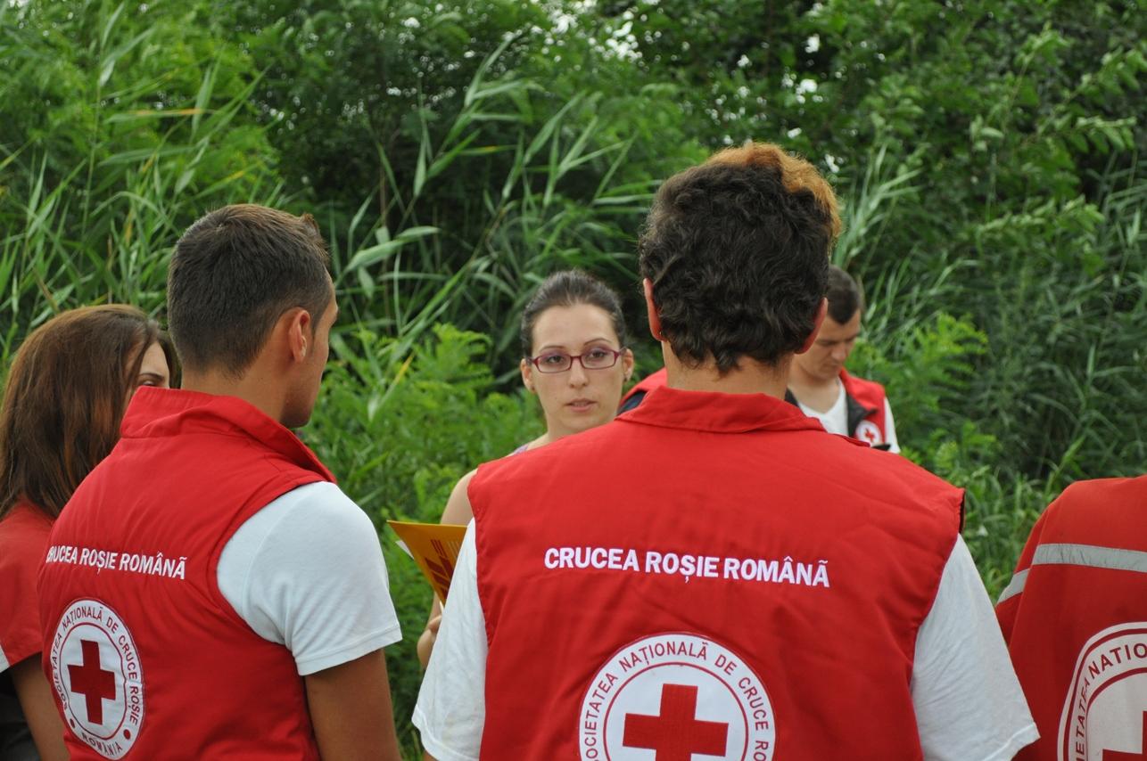 Crucea Rosie Romana Filiala Ilfov, Etapa Zonala - Dezastre 2013